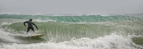 Una passione che non smette di solcare le onde